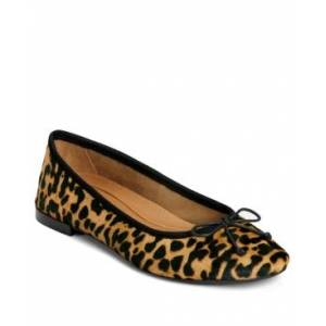 Aerosoles Women's Homerun Ballet Flat Sandal Women's Shoes  - Leopard Print