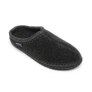 Minnetonka Winslet Slipper Women's Shoes  - Charcoal