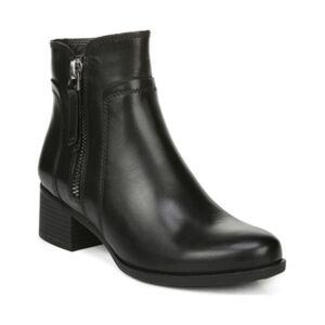 Naturalizer Dorrit Booties Women's Shoes  - Black Leather