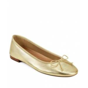 Aerosoles Women's Homerun Ballet Flat Sandal Women's Shoes  - Gold Metallic