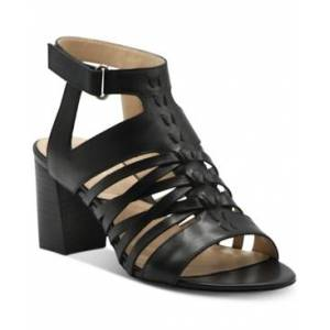 Adrienne Vittadini Pense Sandals Women's Shoes  - Black