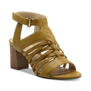 Adrienne Vittadini Pense Sandals Women's Shoes  - Sun Yellow
