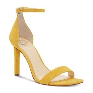 Vince Camuto Women's Lauralie Two-Piece Dress Sandals Women's Shoes  - Dandelion
