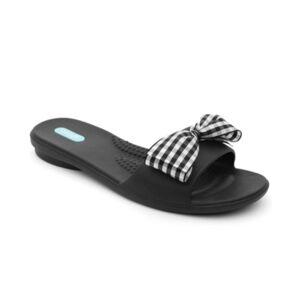 Oka-b Madison Slide Sandal Women's Shoes  - Black