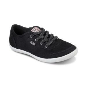 Skechers Women's Bobs B Cute - Bitter Sweet Casual Sneakers from Finish Line  - Black