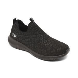 Skechers Women's Ultra Flex - Wild Journey Slip-On Walking Sneakers from Finish Line  - 97