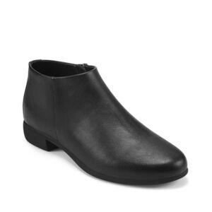 Aerosoles Women's Sophia Ankle Boots Women's Shoes  - Black Leather
