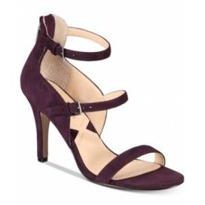 Adrienne Vittadini Georgino Dress Sandals Women's Shoes  - Plum