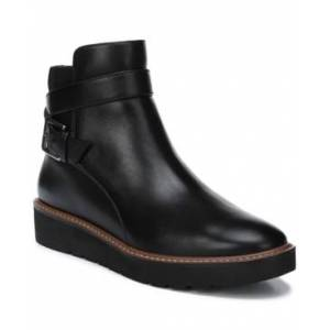 Naturalizer Aster Booties Women's Shoes  - Black Leather