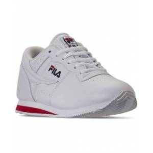 Fila Women's Machu Casual Sneakers from Finish Line  - WHTFNVY125