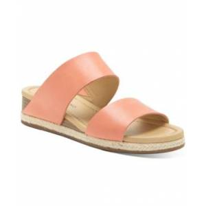 Lucky Brand Women's Wyntor Wedge Sandals Women's Shoes  - Fusion Coral