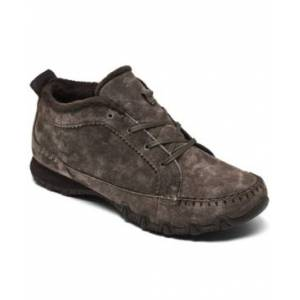 Skechers Women's Relaxed Fit: Bikers - Lineage Athletic Walking Sneakers from Finish Line  - CHOCOLATE