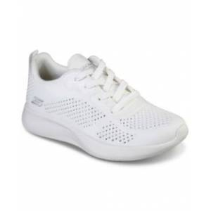 Skechers Women's Bobs Sport Squad 2 - Social Space Casual Sneakers from Finish Line  - White