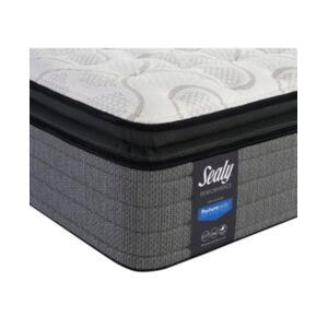 "Sealy Posturepedic Shore Drive Ltd Ii 14"" Plush Pillow Top Mattress- Queen"
