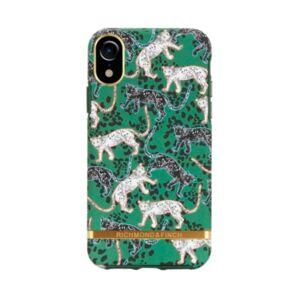Richmond & Finch Green Leopard Case for iPhone Xr  - Green