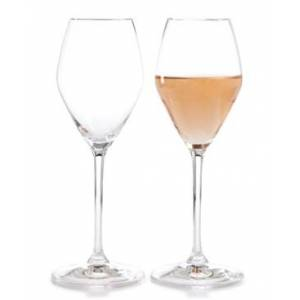 Riedel Extreme Rose Wine Glasses, Set of 2  - Clear