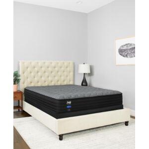 "Sealy Premium Posturepedic Chestnut St 12.5"" Cushion Firm Mattress Set- California King"