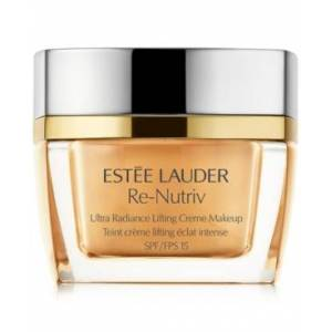 Estee Lauder Re-Nutriv Ultra Radiance Lift Cream Makeup, 1 oz.  - 2W2 Rattan