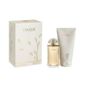 Lalique De Lalique Fall 16 Set Eau De Perfume 1.69 oz./50 ml + Body Lotion 5.07 oz./150 ml