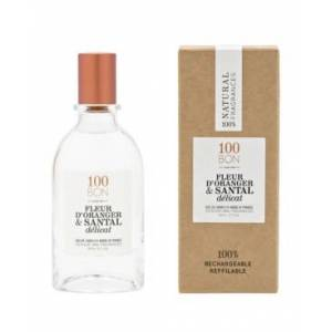 100BON Fleur D'Oranger Santal Delicat Edp Spray Unisex, 1.7 oz