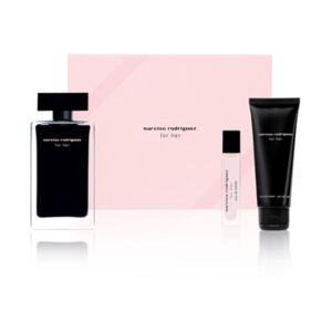 Rodriguez Narciso Rodriguez 3-Pc. For Her Eau de Toilette Gift Set  - No Color