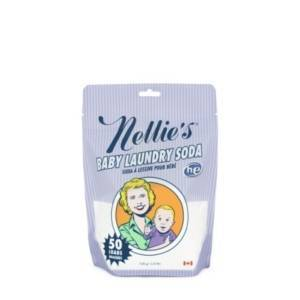 Nellie's Baby Laundry Detergent 50 Loads  - Purple