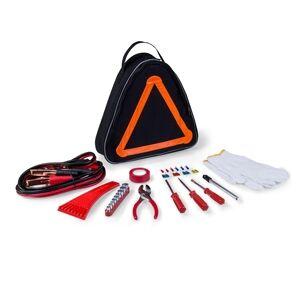 Picnic Time Oniva by Picnic Time Roadside Emergency Car Kit  - Black W/or