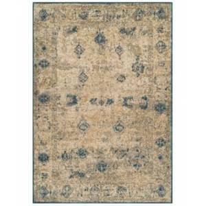 "Dalyn Closeout! Dalyn Sultan Mani 9'6"" x 13'2"" Area Rug  - Teal"