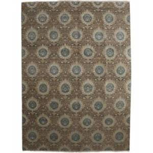 """Adorn Hand Woven Rugs Closeout! Adorn Hand Woven Rugs One of a Kind OOAK2650 Hazelnut 9'1"""" x 12'4"""" Area Rug"""