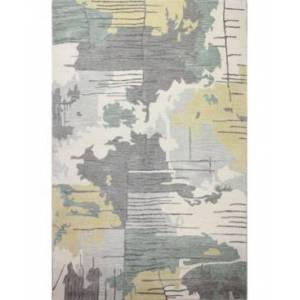 """Bb Rugs Downtown Tud-03 Ivory 3'9"""" x 5'9"""" Area Rug  - Ivory"""