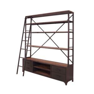 Acme Furniture Actaki Bookshelf  - Brown