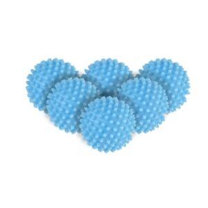 Honey Can Do 6 Pack Dryer Balls  - Blue