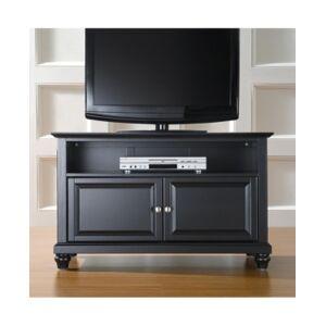 "Crosley Cambridge 42"" Tv Stand  - Black"