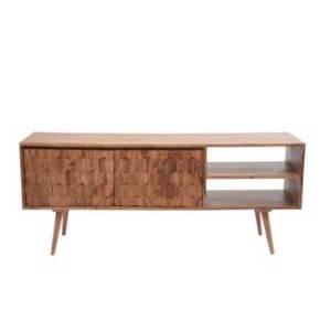 Moe's Home Collection O2 Tv Cabinet  - Natural