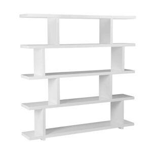 Moe's Home Collection Miri Shelf Large White  - White