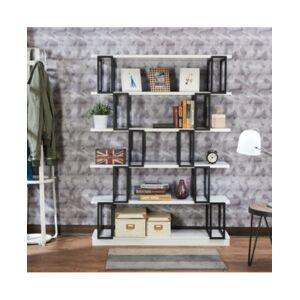 Acme Furniture Verne Bookshelf  - White