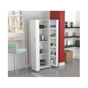 Inval America Kitchen Storage Pantry  - Laricina-white