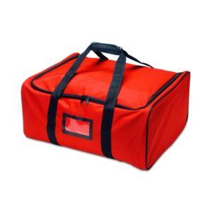National Tree Company Light Set Storage Bag Organizer  - Red
