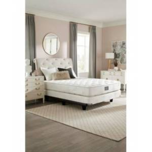 "Hotel Collection Classic by Shifman Diana 12"" Cushion Firm Mattress - Eastern King, Created for Macy's  - Cush Firm"