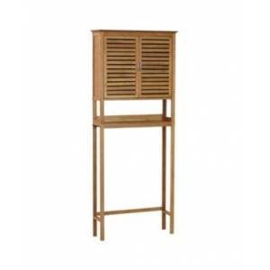 Gallerie Decor Bamboo Natural Spa Space Saver  - Brown