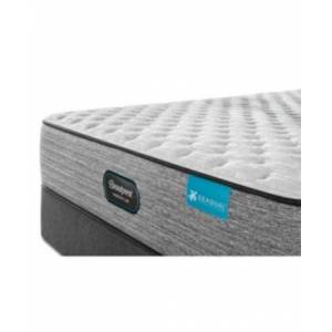 "Beautyrest Harmony Lux Carbon 13.5"" Extra Firm Mattress Set - Queen Split"