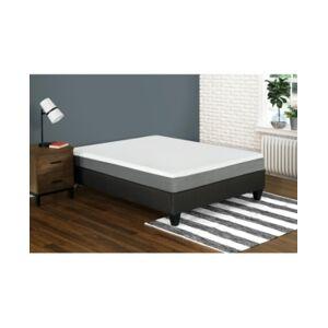 "Primo International Primo Leila 8"" Gel Memory Foam Cushion Firm Mattress - California King  - Gel Foam"