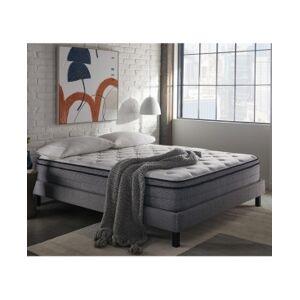 "Corsicana SleepInc 12"" Cushion Firm Hybrid Euro Top Mattress- California King"