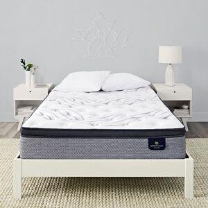 """Serta Perfect Sleeper Kleinmon Ii 13.75"""" Plush Pillow Top Mattress Set - Twin Xl"""