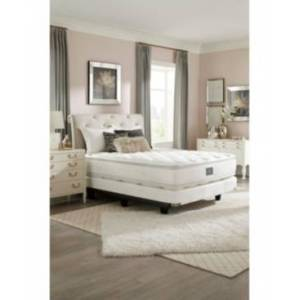 "Hotel Collection Classic by Shifman Catherine 14.5"" Plush Pillow Top Mattress - Twin, Created for Macy's  - Plush Pt"