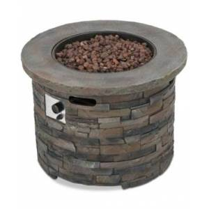 Noble House Hunter Gas Fire Pit  - Natural