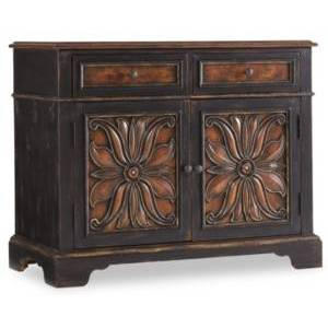 Hooker Furniture Grandover Two Drawer Two Door Chest