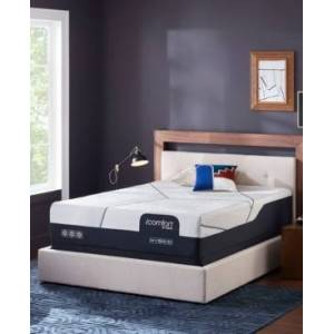"Serta iComfort by Serta Cf 4000 14"" Hybrid Firm Mattress Set - King"