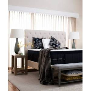 "Stearns & Foster Hybrid Pollock 14.5"" Luxury Plush Mattress - Twin Xl  - None"