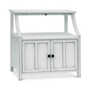 Gallerie Decor Baylan 2-Door Cabinet  - White